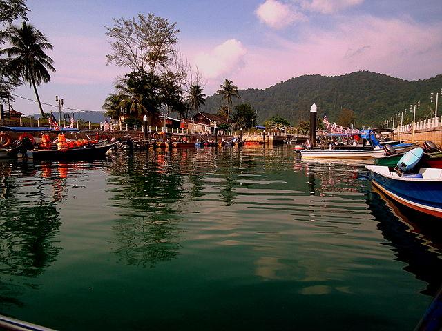 Tioman Island Port
