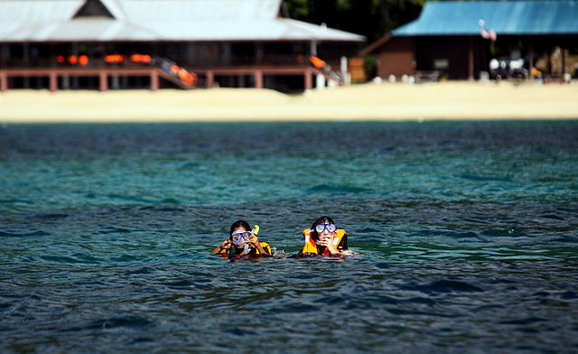Pulau Tioman activity